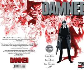 The Damned #1 from Oni Press