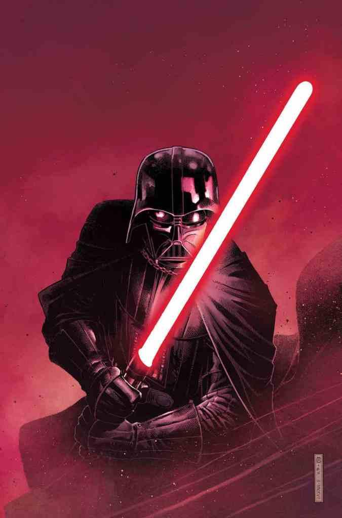 Darth Vader #1 (2017) from Marvel Comics