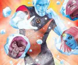 Iceman #1 (2017) from Marvel Comics