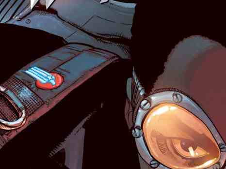 American Way: Those Above And Those Below #1 from DC Comics
