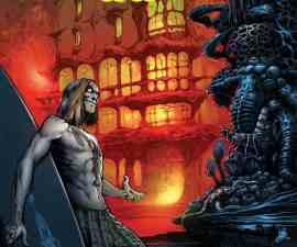 Diablo House #1 from IDW Comics