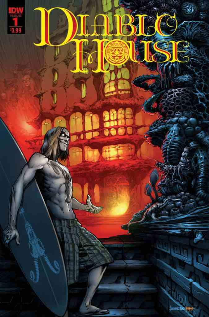 Diablo House #1 from IDW Comics