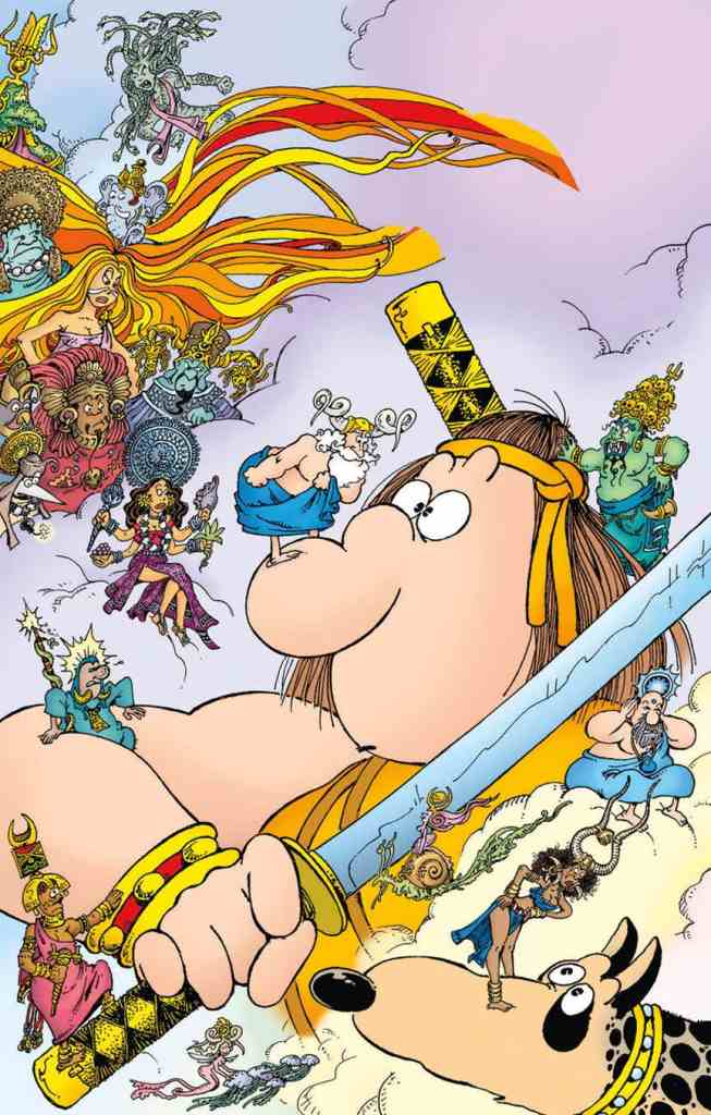 Groo: Play of the Gods #1 from Dark Horse Comics