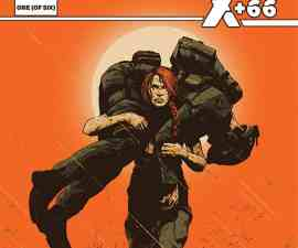 Lazarus: X+66 #1 from Image Comics