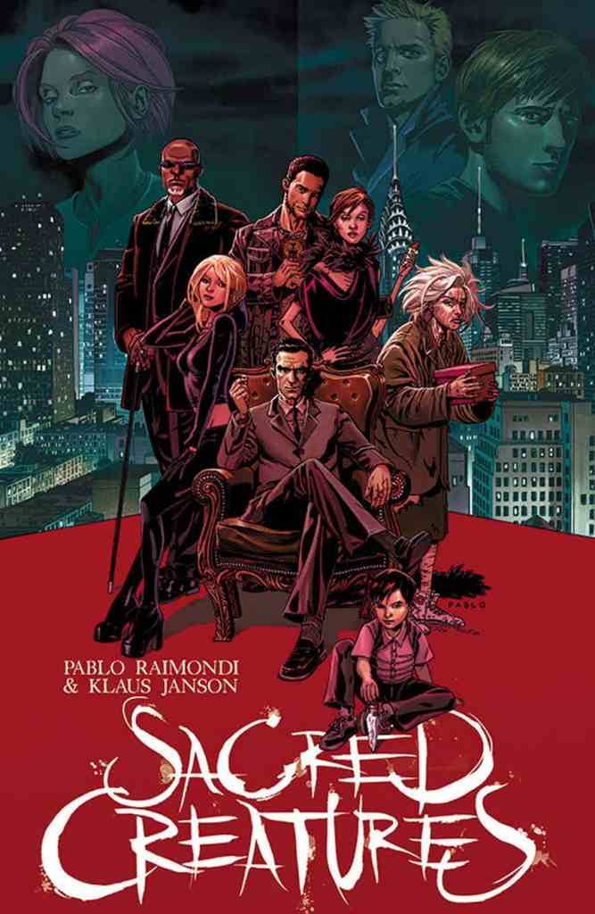 Sacred Creatures #1 from Image Comics