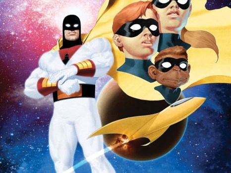 Future Quest Showcase #1 from DC Comics