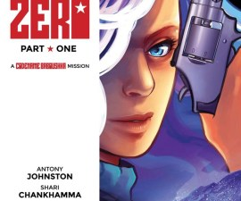 Ghost Station Zero #1 from Image Comics