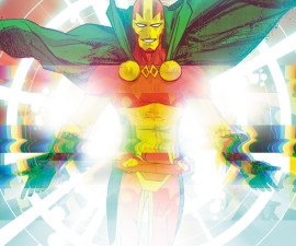 Mister Miracle #1 (2017) from DC Comics