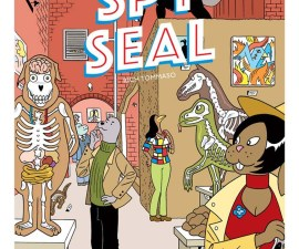 Spy Seal #1 from Image Comics