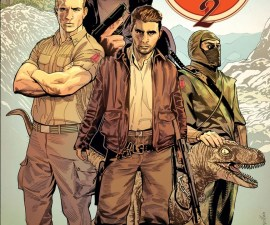Half Past Danger II: Dead to Reichs #1 from IDW Comics