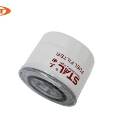 durable hitachi filters fuel filter for excavator me006066 ff5087 p550048 [ 1120 x 800 Pixel ]