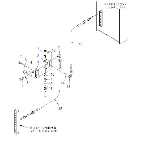 20Y-60-22123 20Y-60-22121 Excavator Rotary Solenoid Valve
