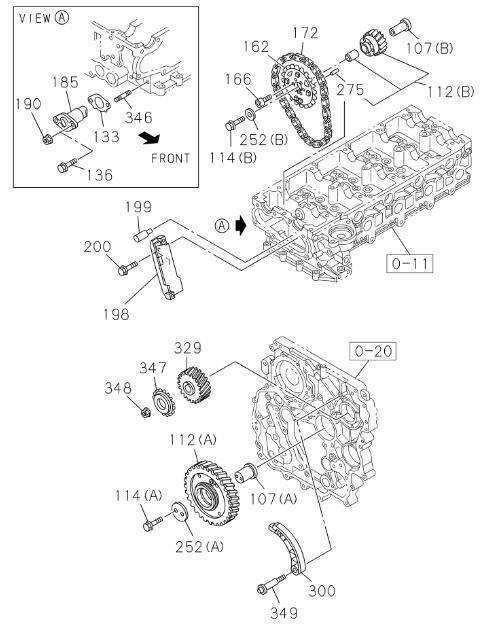 8981931790 4JJ1 Sprocket Idler for Hitachi ZX110-3 ZX120-3