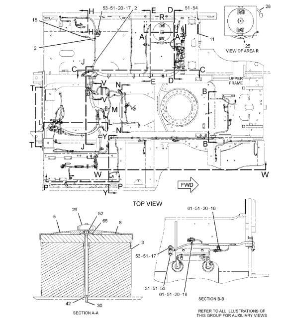 E336D 330D 336D Caterpillar Excavator Parts 306-8797