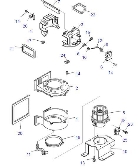 ND116340-3860 Komatsu Excavator Spare Parts PC200-7 PC300