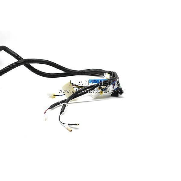 China Wire harness 208-53-12920 for Komatsu excavator
