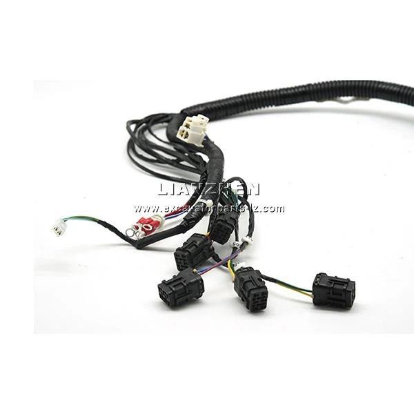 China Komatsu excavator 207-06-76130 main wiring harness