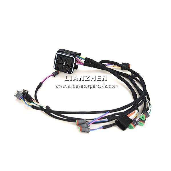 China Caterpillar C7 motor wiring harness 198-2713