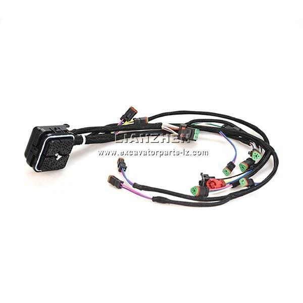 China Caterpillar C9 Engine wiring harness 235-8202