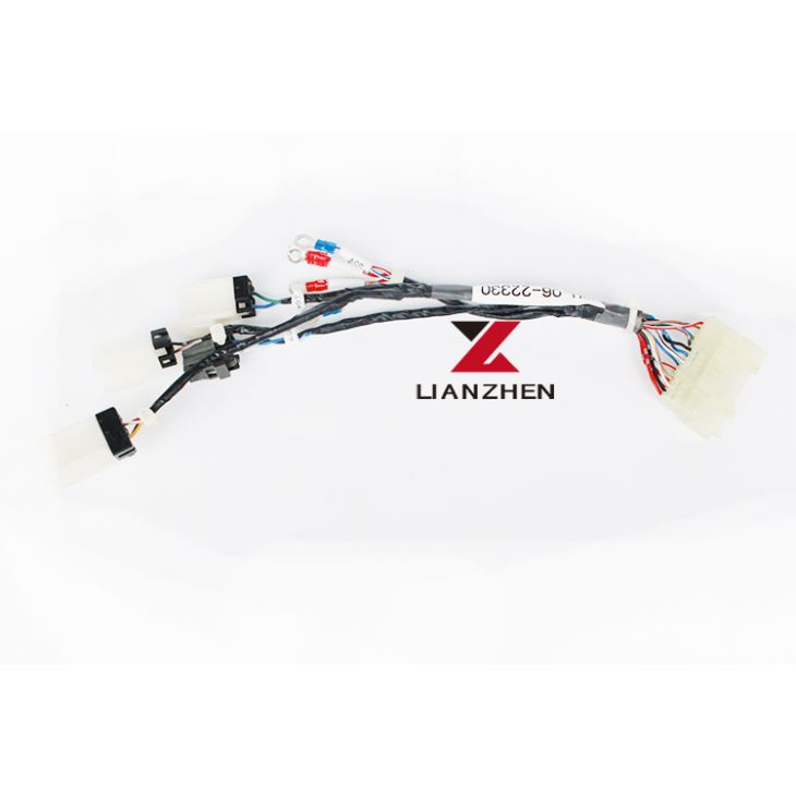 China Excavator Wiring Harness for Komatsu PC200-8