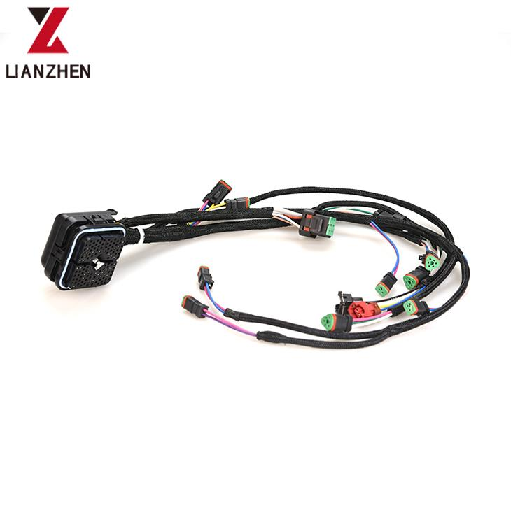 China C9 Engine Cable Wire Harness For CAT E330D E336D 235
