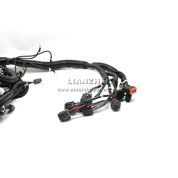 China 203-06-71711 Komatsu excavator wiring harness