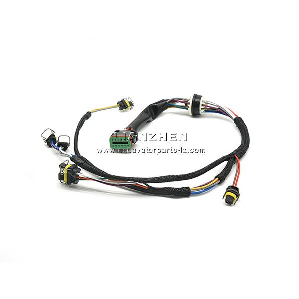 China 2225917 Fuel Injector Wiring Harness For Cat 325C C7