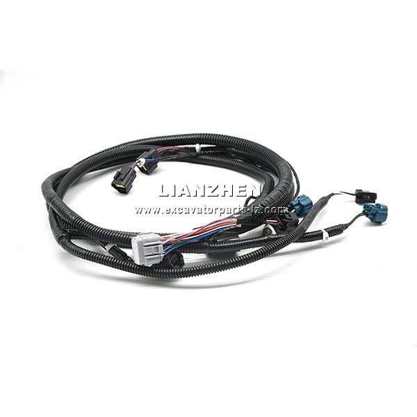 China Excavator complete wiring harness for Hitachi ZX200