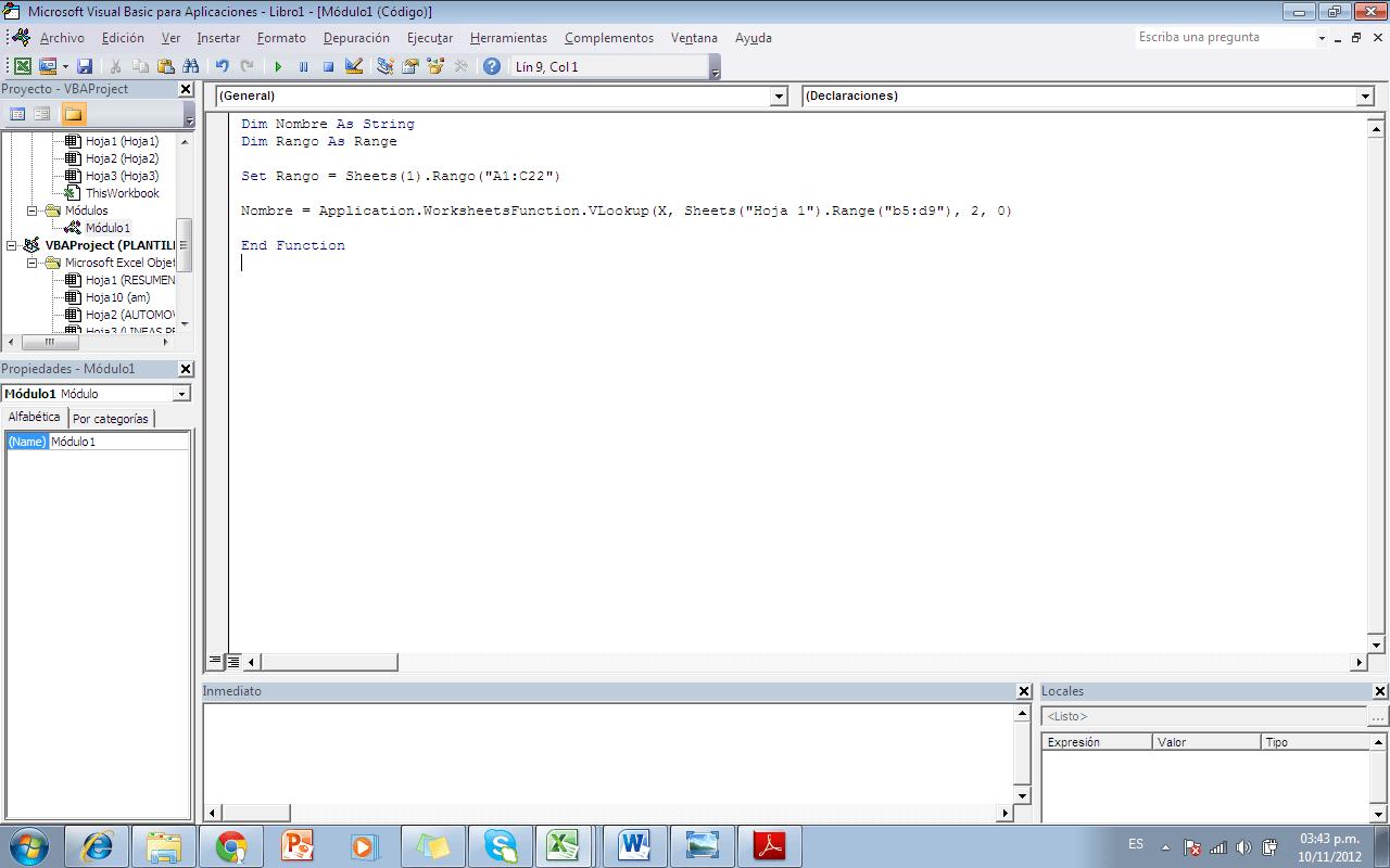 Uso De Worksheetfunction Vlookup Excel Avanzado