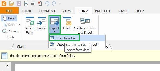 Use Excel to populate PDF Form Fields - Excel First