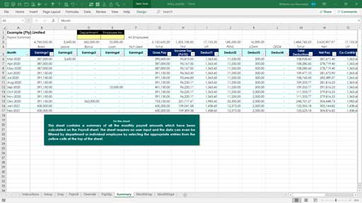 Sick Leave Tracking Template Excel Skills