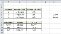 How To Calculate Federal Income Tax In Excel - irs tax ...