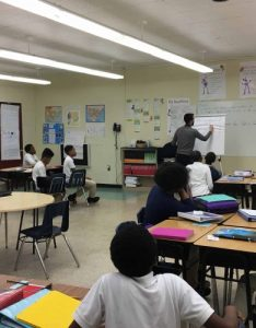 Excel   th grade students are learning character development with partnership  university of maryland extension also academy public charter school rh excelacademypcs