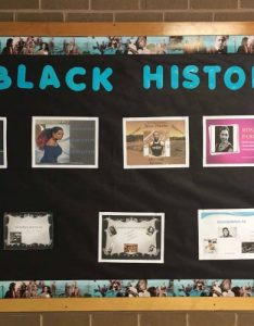 Excel students  black history month project in computer design class bulletin board created by ms curtis also academy public charter school rh excelacademypcs