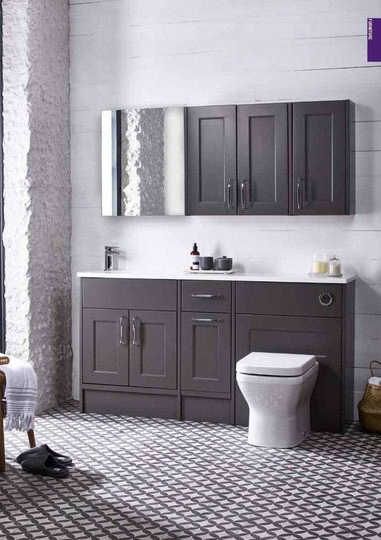 Excel Plumbing Supplies Ltd  Vanity Units