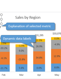 Dynamic chart data labels slicer overview light theme explanation also create with slicers excel campus rh excelcampus