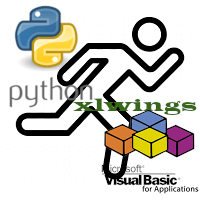 Running Excel VBA - Python - xlwings   EXCELCISE