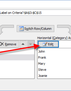 Select data source dialog box of passing series for dynamic label threshold chart also create excel conditional labels and callouts rh exceldashboardtemplates