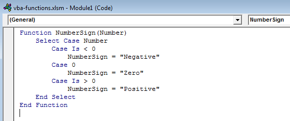 How To Create Custom Vba Functions And Use Them In The