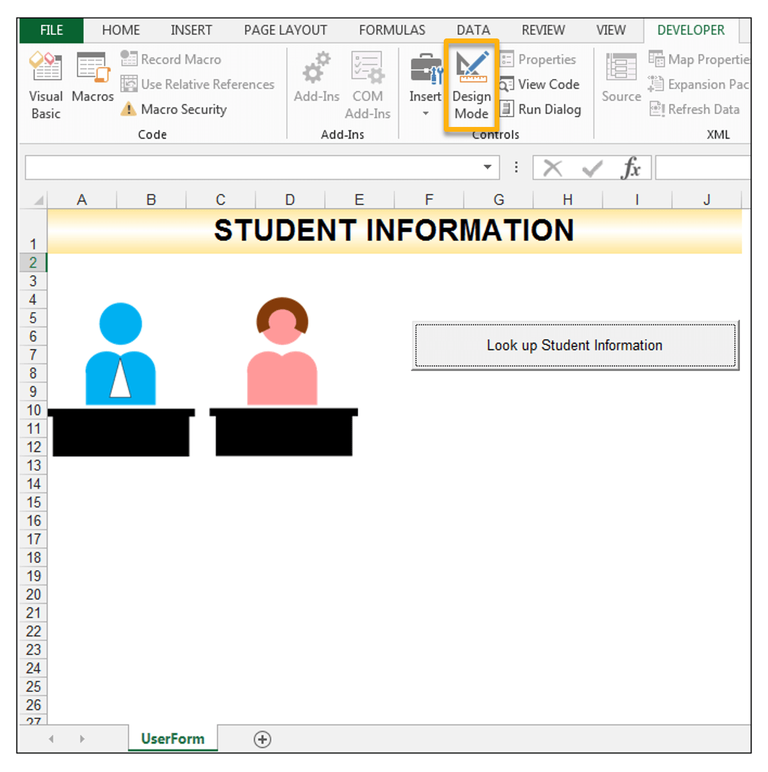 Excel Worksheet Defined Names