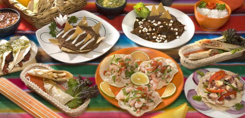 La mejor comida mexicana tambin sin picante  Excelencias Gourmet
