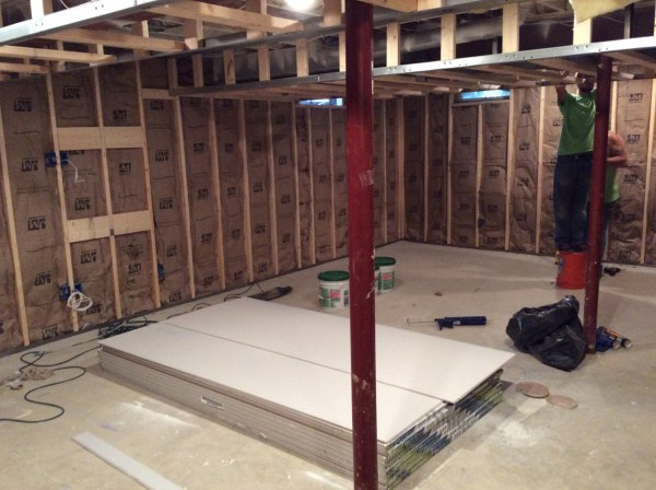 Basement Remodeling in Harford county Baltimore County