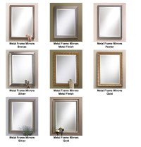 Custom Framed Mirrors | www.tapdance.org