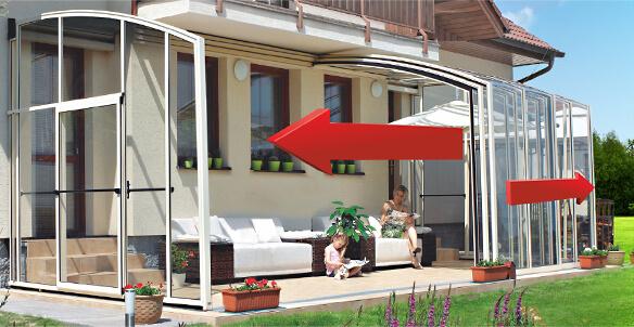 patio enclosure sunroom patio