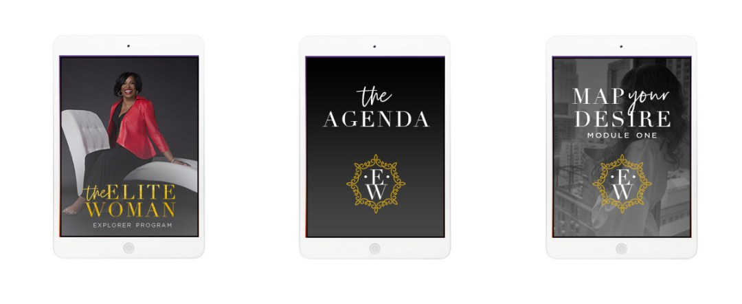 elitewomanbrand book - Life Coach Branding