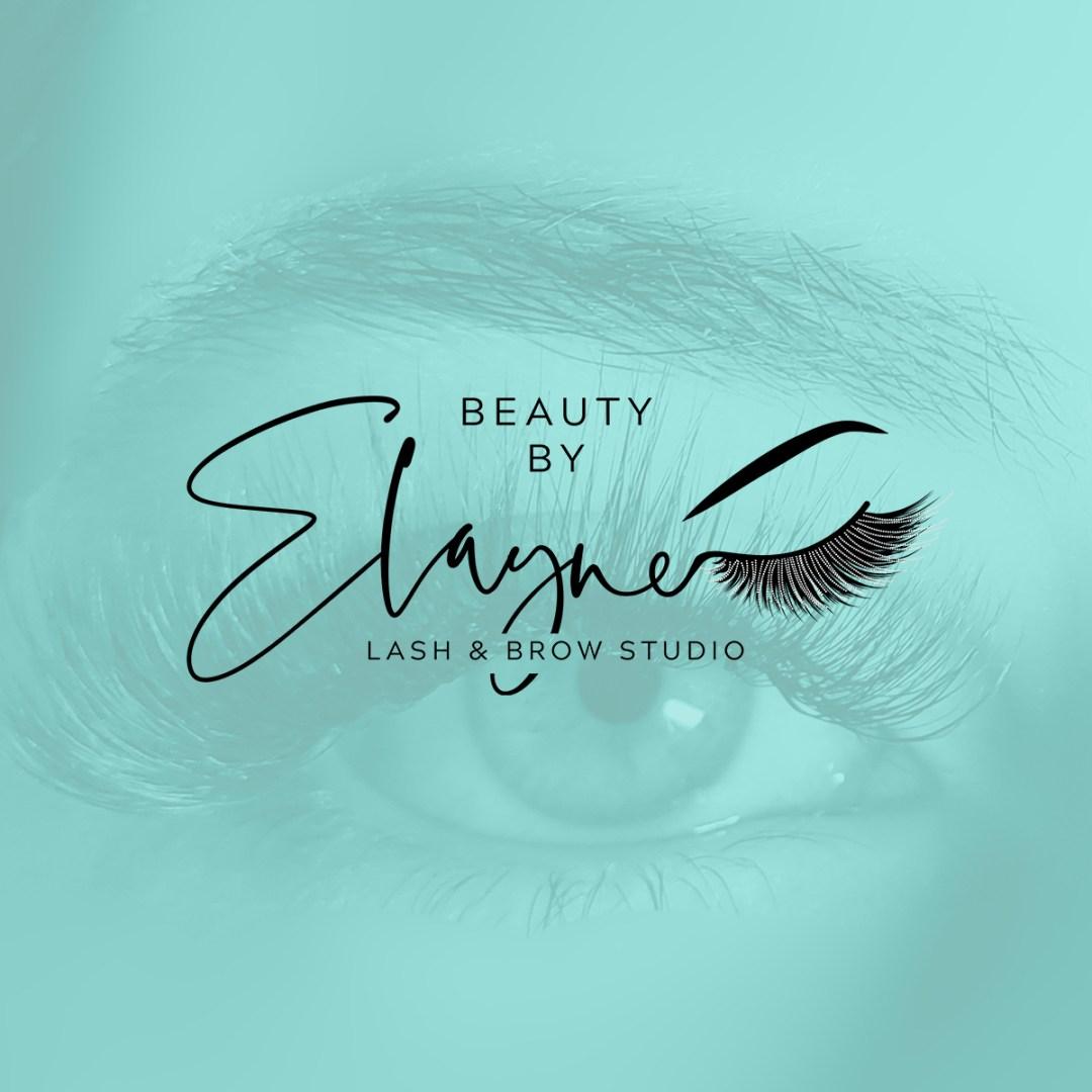 Beauty by Elayne Eyelash Extensions Branding - Brand Design Services