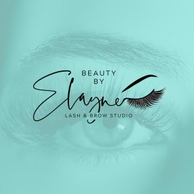 Beauty by Elayne Eyelash Extensions Branding - Home