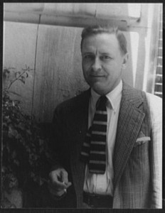 F. Scott Fitzgerald, 1937, Carl Van Vechten