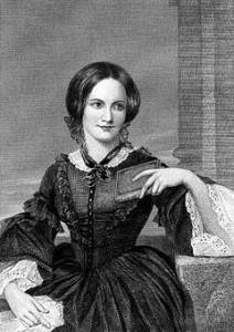 Charlotte Brontë, 1873, Evert Duyckinick (based on an 1850 drawing by George Richmond)