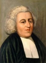 John Newton, sailor, writer, minister, author of Amazing Grace. 1725-1807